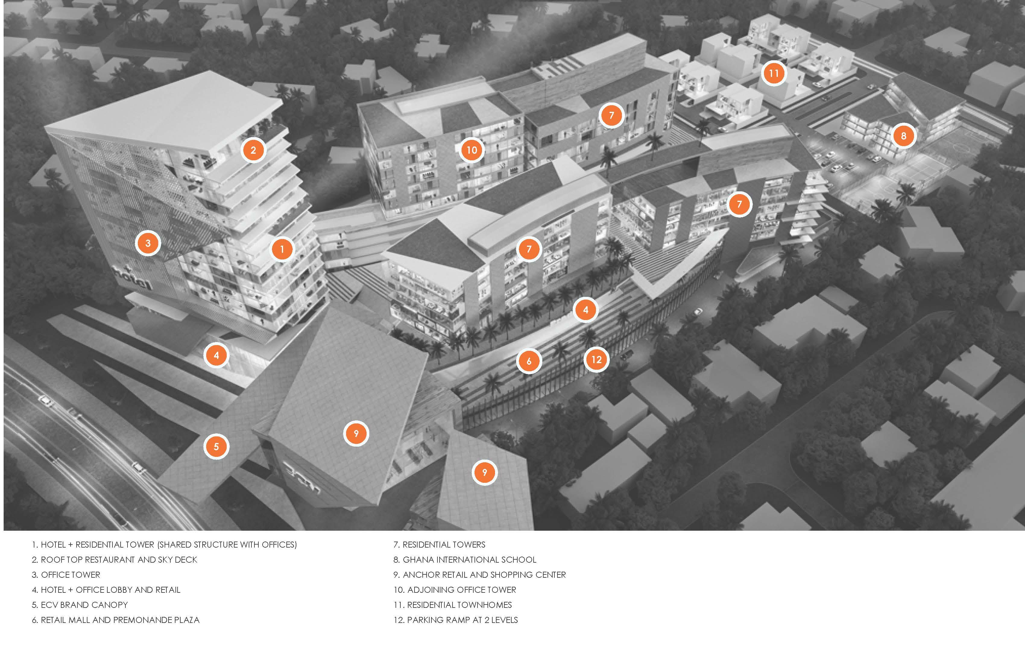 Infinite Group LTD | East Cantonments Village